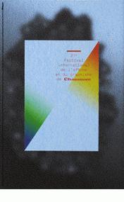 XXI Festival internazional de l'affiche et du graphisme de Chaumont