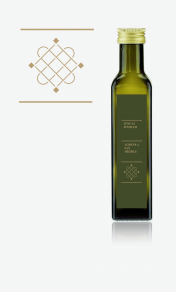 Tenuta Ponziani Packaging Design for olive oil