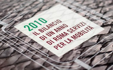 ATAC – 2010 Bilancio di un anno di roma servizi per la Mobilità