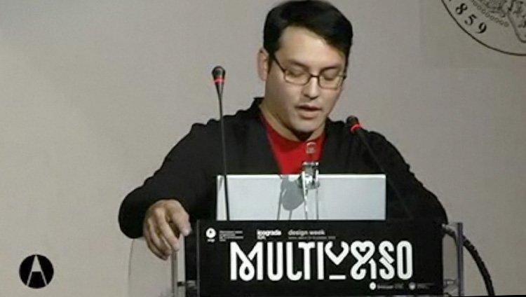 Andrew Blauvertvideo della conferenza Multiverso dal sito di AIAP