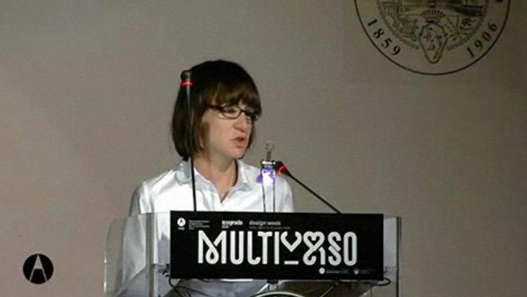 RobynMcDonaldvideo della conferenza Multiverso dal sito di AIAP