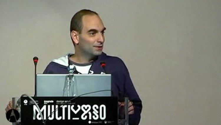 Stefano Mirtivideo della conferenza Multiverso dal sito di AIAP
