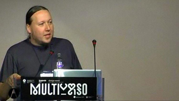 Mateus Santosvideo della conferenza Multiverso dal sito di AIAP