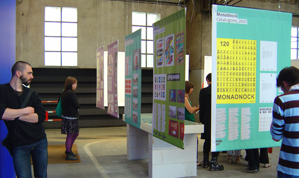 Open Projects Exhibition / 21e Festival international de l'affiche et du graphisme de Chaumont