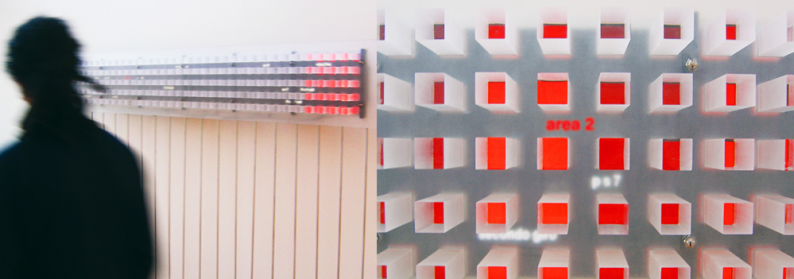 Reddot installation / responsive architecture