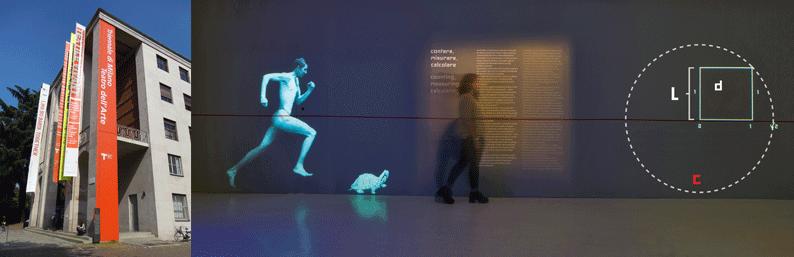 Mateinitaly Triennale di Milano / Visual Design Exhibition