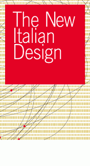 San Francisco 2013 / The New Italian Design 2.0