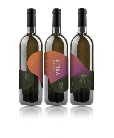Tenuta Ponziani Wine Label Design