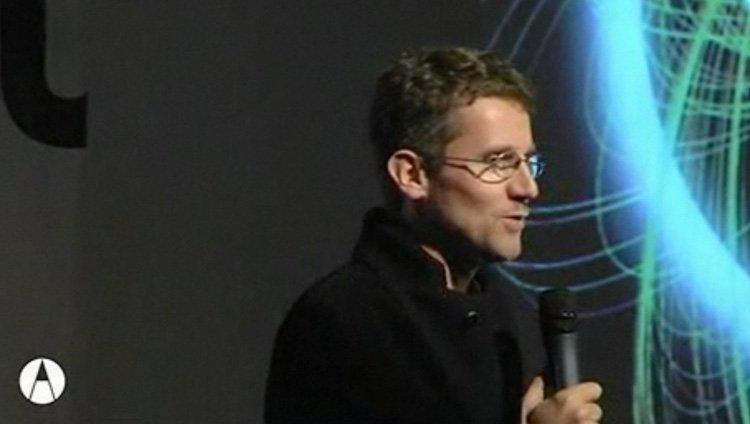 Carlo Rattivideo della conferenza Multiverso dal sito di AIAP