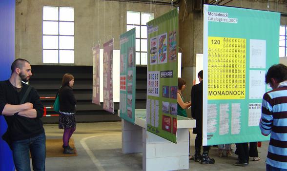 Open Projects Exhibition / 21e Festival international de l'affiche et du graphisme de Chaumont