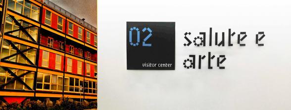 INFN Visitor Center / Exhibit Design / Catania 2020